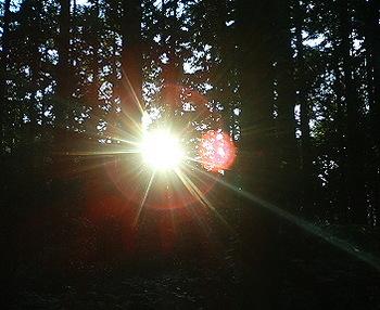 心の中の光
